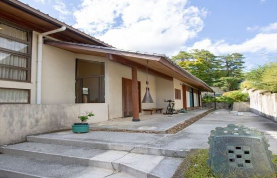 Big house in Narutaki 鳴滝
