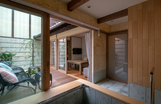 Luxury house near Kodaiji Temple in Ishibekoji