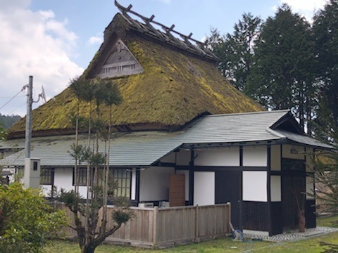 Hideaway from Kyoto city 1 hour and half Thatched house