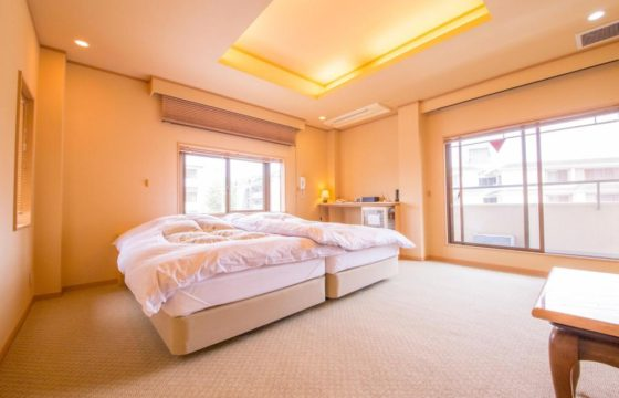 A luxury Guesthouse in Arashiyama for sale